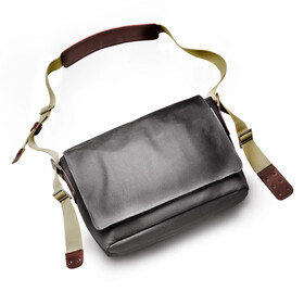 Brooks Barbican Shoulder Bag grey